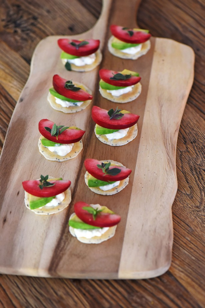 Redlove-on-a-biscuit-with-avocado-and-cheese-serving-board,-Sam-Luke-May-2016